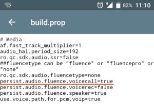 редактирование build.prop