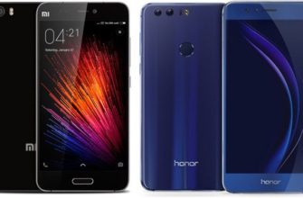xiaomi mi5 vs huawei honor 8
