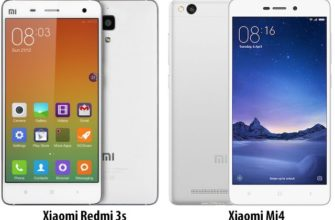 redmi 3s vs mi4