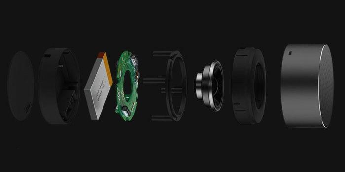promo Колонка Xiaomi Mi Cannon Bluetooth Speaker