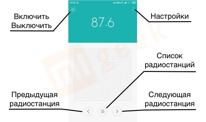 Радио Xiaomi